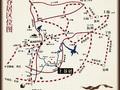 上谷居交通图