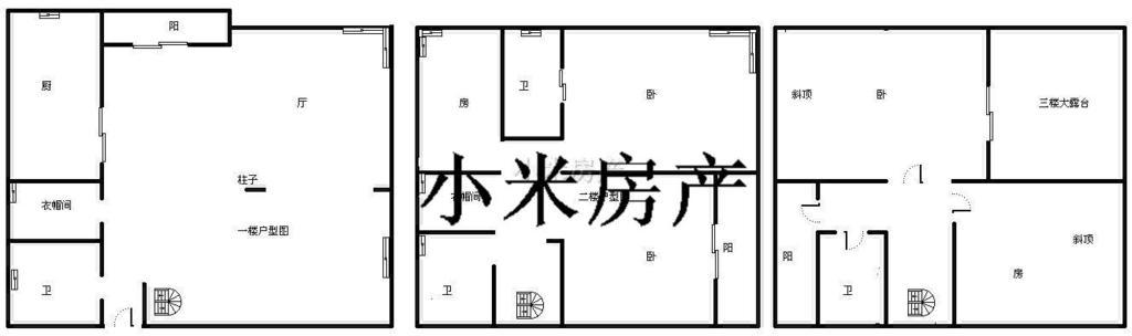 居民屋简单电路图