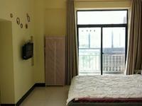 新安桥头 精装单身公寓 电梯好楼层 朝南阳台 家具家电齐全 拎包入住 生活便捷
