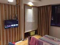阳湖片区,御泉湾精装单身公寓,家电齐全,拎包即住。