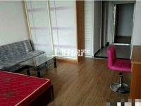 黄山市市中心位置43平70年产权精装修单身公寓诚心出售,采光地段都是极佳的易出租