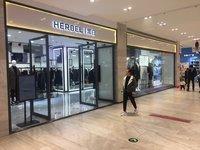 地下银街 黑白男装 两间打通 单间可卖 年租15万 中介同价 业主直售 免中介费