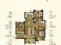 联佳爱这城 电梯最好楼层 简单装修 使用面积105 三室两厅