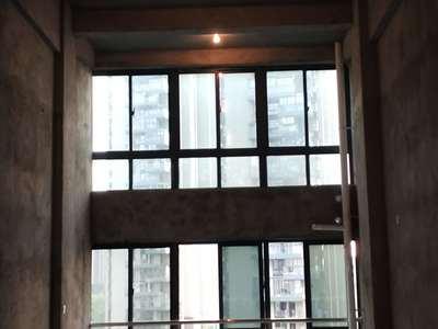 江南新城时代 loft 办公楼 纯毛坯 可以看部分江景 户型方正