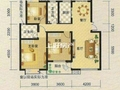 江南新城西区黄金3楼3房2厅2卫明卫满五唯一送24平车库168万一口价有钥匙