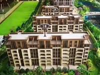 58万买一中旁通透2房一手税费,70年产权电梯花园洋房可选楼层