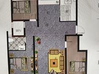 82万买一中旁通透3房一手税费, 电梯花园洋房 可选楼层