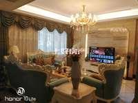桃花源内唯一一套超高性价比豪装别墅,实用面积300平,4房3卫3阳台,看房诚售