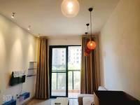 元一大观精装小2室带外阳台月租金1450元,家电齐全