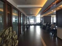 市中心位置丨百川财富广场丨大平层丨精装修180万丨年租金20 30万丨超高回报率