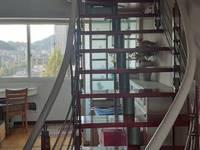 华馨园 精装修复式楼 上下2层200多平米 136万
