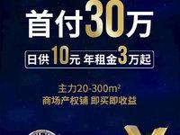 永辉超市旁 一手商铺 包租10年 回报率超高 知名商户入驻 带租约出售 买到赚到