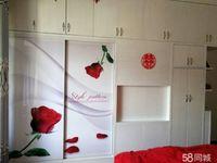 婚房首次出租,精装修,家具家电齐全,生活便利。