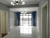 御泉湾全新精装大两房 一日未住 电梯高层采光视野好 全南户型 满两年税少随时看房