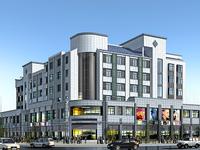 山语人家高速口边一楼店面 现出租中 每年租金约7万 房东资金周转急售 绝对好位置