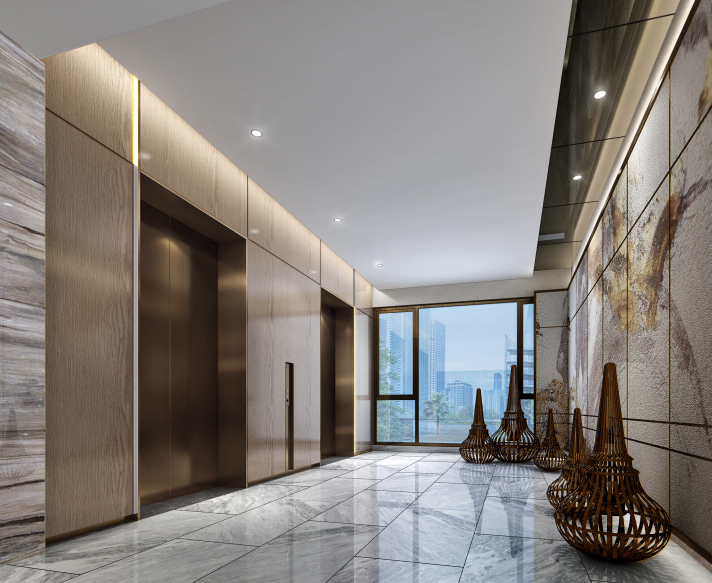 黎阳 栢悦居 精装公寓 1房 2200一个月 酒店式管理
