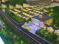 新房首租,新安兰庭 环境优雅、精装公寓房 相邻2套打通整体出租,可办公、可居住