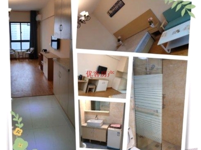 御泉湾精装公寓,全新装修,家具家电齐全,拎包即住,配套设施齐全