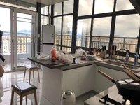 阳湖景徽国际豪装loft两房,实用面积120平!一线品牌豪华装修家具家电全送!