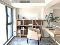 一中隔壁新城区中科智宸loft买一层得两层实际面积大落地窗毛坯房明亮一中近在咫尺