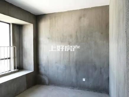 城东 新安印象 一线江景毛坯3房 电梯中层 南北通透户型 有钥匙