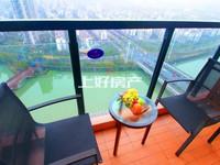 阳湖满五唯一江景两房只卖63万!元一大观电梯高层,采光视野全明