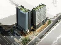 出租龙恒 熙城国际1室1厅1卫57平米1500元/月住宅