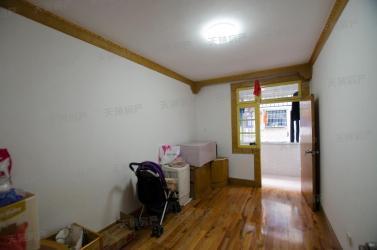 天域 新安建筑公司总价低3房,有柴间