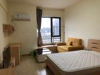柏景雅居翠竹轩 1室1厅卫 单身公寓 拎包入住 看房随时 一年起租价格优惠
