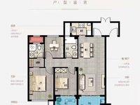 出售多弗 玖号公馆3室2厅2卫109平米住宅