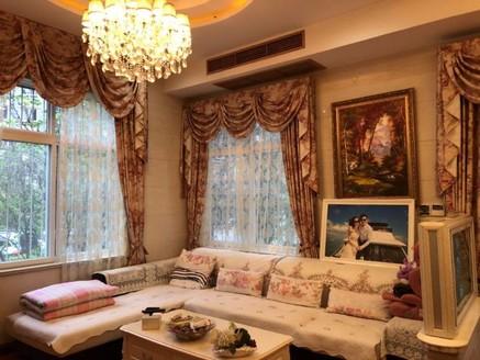 世纪花园3室2厅3卫,豪装,带院子