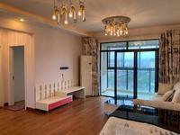 江南新城 精装2房2厅 家具家电齐全 拎包入住 好楼层全天采光 双学区配置