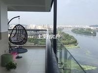 360度江景房,满2年,六中和百鸟亭学区,前后超大阳台,总价包含地下产权车位