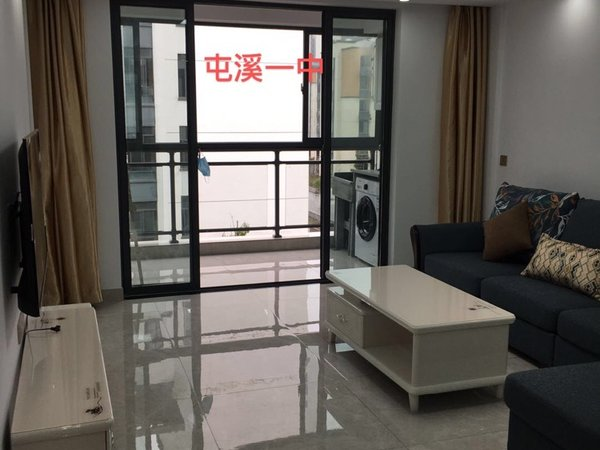 首次出租:书香雅苑,屯溪一中一墙之隔,全环保材料新装修