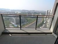 玉屏齐云府景观大三房,前后双阳台,满2年,视野非常好,送车位