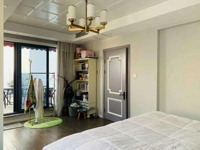 栢景雅居精装修3房送一个小露台,视野开阔,家私电都是品牌的