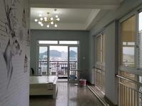 市中心好位置,景徽国际,精装修公寓,全新装修