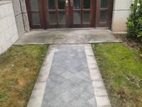 栢悦华庭1-2叠屋 毛坯三房带大院子 采光无遮挡 带私家花园