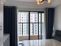 阳湖 元一大观 精装修单身公寓一天未住 朝南带外阳台 拎包入住 满两年