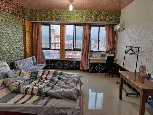 出租 熙城国际精修朝南公寓 电梯中高层 拎包入住 可押一付三