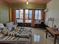 熙城国际 1室1厅1卫 电梯中层 朝南精装公寓 家具家电齐全 有厨房 拎包入住