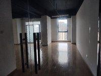 永辉天盈财富广场写字楼,190平,全新装修,可根据客户需要做隔间