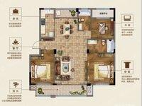 出租联佳爱这城3室2厅2卫122平米1500元/月住宅