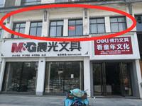 阳湖菜市场小商品市场临街店面二楼转租,锦绣江南对面