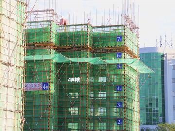 2020年10月14日云山美庭工程进度