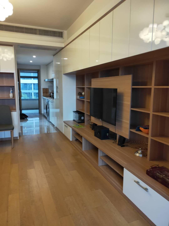 黎阳 栢悦居精装公寓 太平洋隔壁 繁华中心 真正拎包即住 2000/月包物业费
