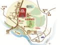浩创城交通图