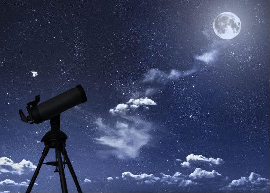 如果你想简单且便宜的用天文望远镜观测星空,你可以这样