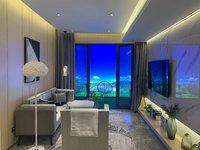 山海天地南北通透边套户型,126平4房88万毛坯新房,楼层好无遮挡诚心出售。