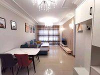 出租恒大悦府,高铁旁全新精装3房,带地暖中央空调1300元/月住宅